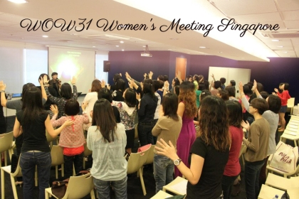 wow meeting singapore